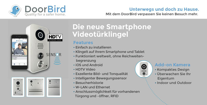 Videotürklingel - Smart Home Security