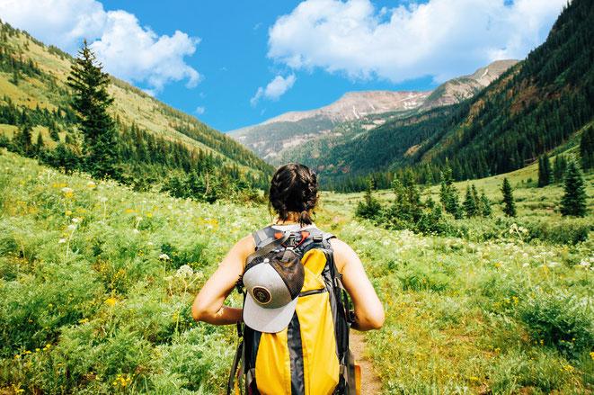 Wandern | Fasten | Buchinger | Natur | Waldbaden | Achtsamkeit |
