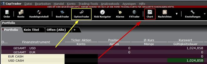 freaky finance, Optionshandel, Trader Work Station, TWS, OptionTrader