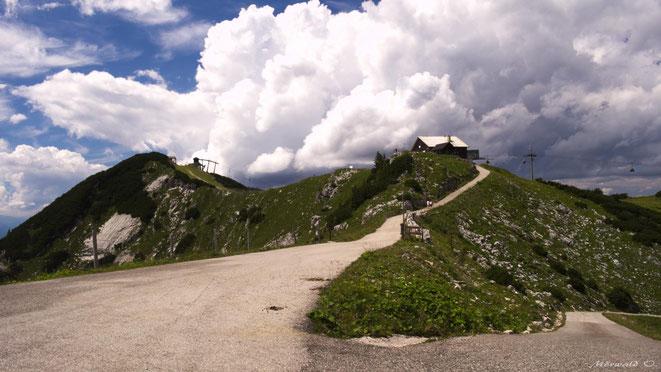 freaky travel, Finanzlady, Gastartikel, Mostviertel, Niederösterreich, Hochkar, Weg zum Gipfel