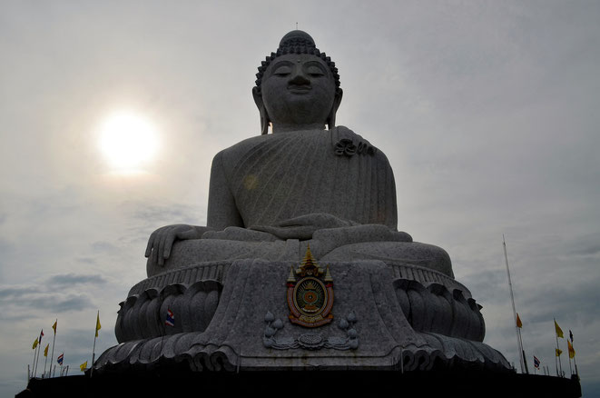 freaky finance, freaky travel, Big Buddah, Phuket