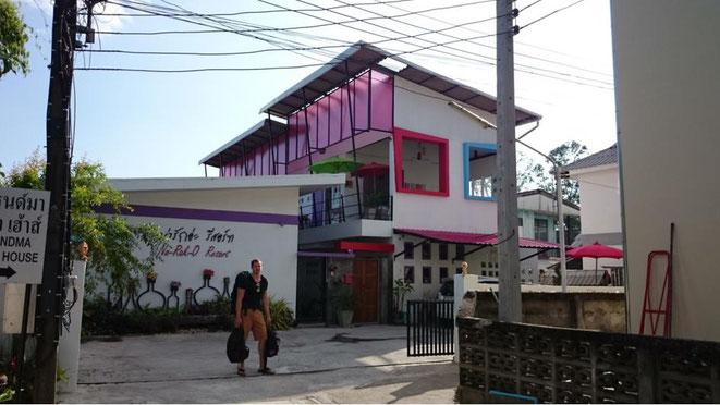freaky travel, Zinskraft, Gastartikel, Thailand, Chiang Rai, Na-Rak-O Resort