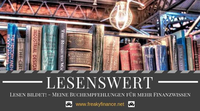 Bücher, Artikel, Texte, Autor, Börse, Lesenswert, Lesen, Empfehlung, Buchempfehlung, freaky finance