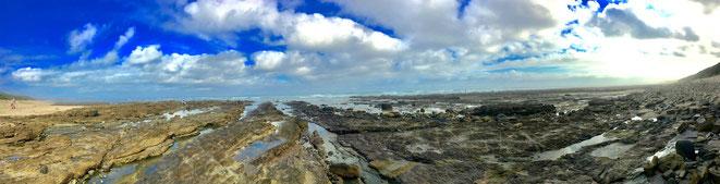 freaky finance, freaky travel, der Finanzfisch, Gastartikel, WIld Coast, Cintsa, Wolken Küste