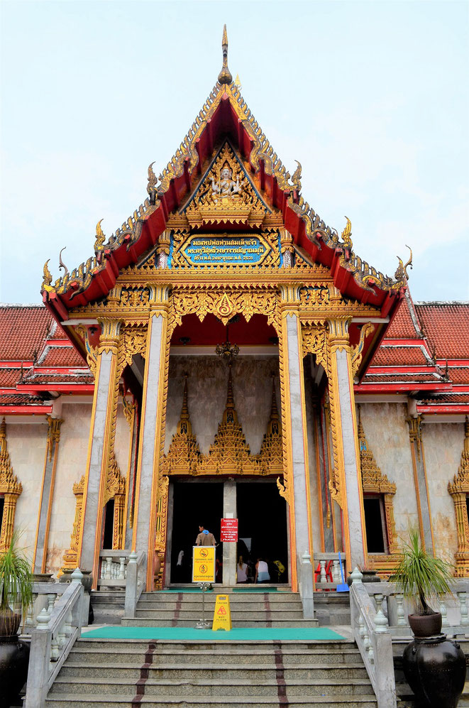 freaky finance, freaky travel, Wat Chalong, Tempel, Phuket