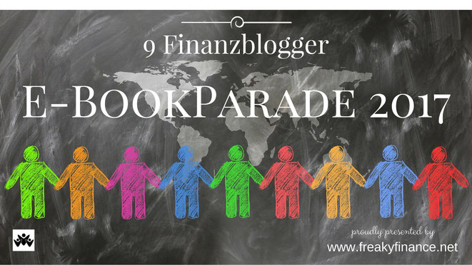 freaky finance, E-Book Parade 2017, Weltkarte 9 Männchen