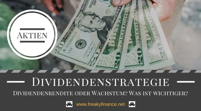Dividendenstrategie, GlaxoSmithKline, GSK versus AbbVie, Dividendenrendite versus Dividendenwachstum, Was ist wichtiger?aky finance, Aktien, Dividenden