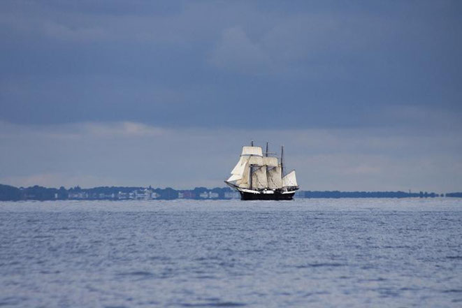 Top 5 Tipps Lübeck - Das Brodtener Ufer bei Lübeck @freaky travel by freaky finance