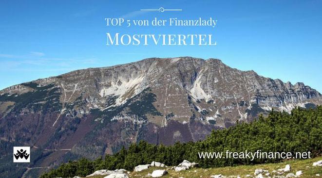 freaky travel, Finanzlady, Gastartikel, Mostviertel, Niederösterreich, Hochkar