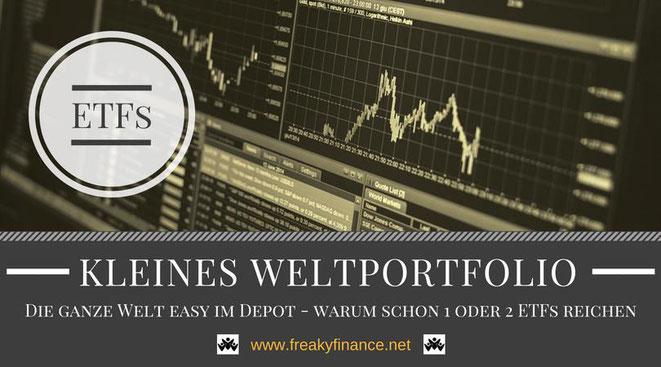 freaky finance, Aktien, ETFs, Wertpapiere, Vergleich, Indexfonds, Börse, Kurse, Zeitung, Weltportfolio