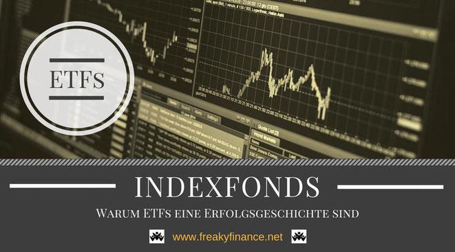 freaky finance, Aktien, ETFs, Wertpapiere, Erfolgsgeschichte, Indexfonds, Börse, Kurse, Zeitung