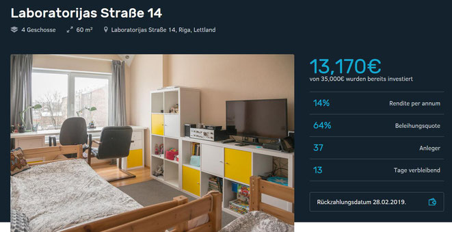 "freaky fiannce, Bulkestate,  Projekt ""Laboratorijas Straße 14"" in Riga"
