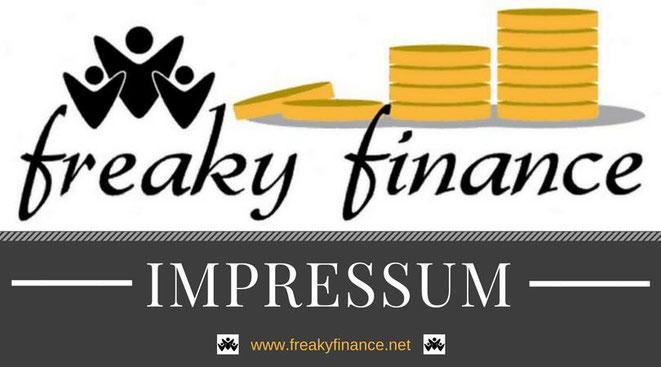 freaky finance, impressum, about, freaky, schriftzug, geld, münzen, gold
