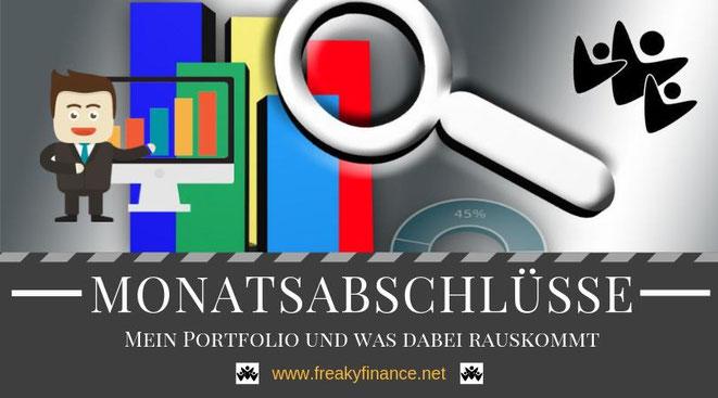 freaky finance, Monatsabschluss, Statistik, Balkendiagramm, Lupe, freaks, Diagramm, Moderator, Lehrer