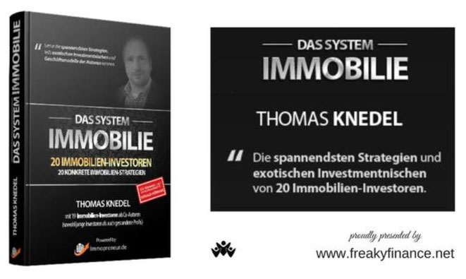 freaky finance, Immobilien, Thomas Knedel, Buch, Das System Immobilie