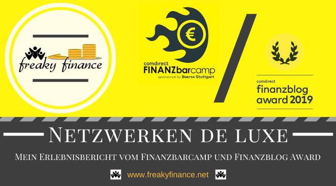 freaky financeBlog - Erlebnisbericht und Bilderreise vom Finanzbarcamp und Finanzblog Award