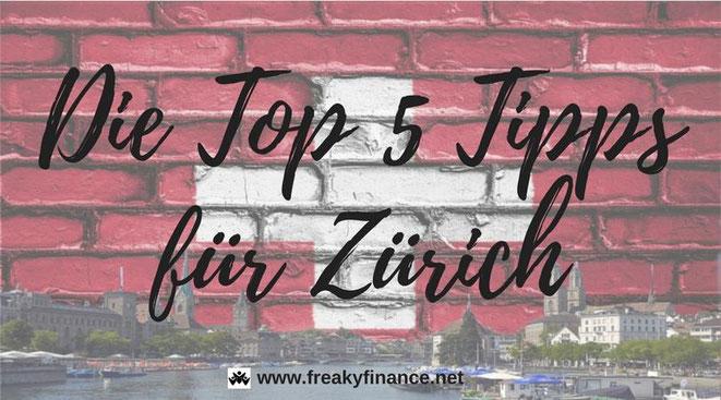 freaky travel, Gastartikel, Reiseberichte, Schweiz, Zürich, TOP, Tipps, Orte, Stadt, freaky finance, rot, weiß, Mauer, Fluss
