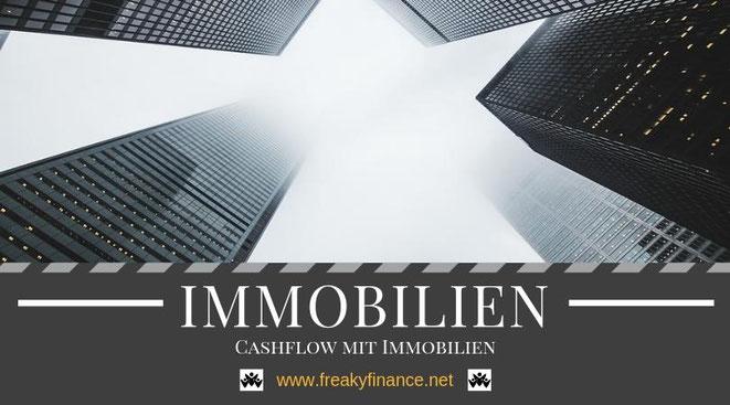 Nimm deine Finanzen endlich selbst in die Hand! Meine Tipps, Wissen und Erfahrungen zum Thema Sparen und mit Immobilien für einen erfolgreicher Vermögensaufbau in Eigenregie. @ freakyfinance.net