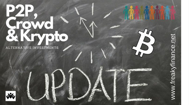 freaky finance, P2P-, Crowd- und Krypto-Update September, August 2017, alternative Investments, P2P-Kredite, Crowdinvesting, Kryptowährungen