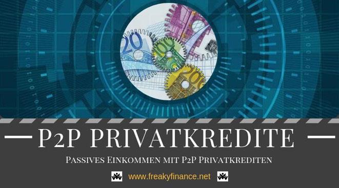freaky finance, Passoves Einkommen durch P2P Privatkredite, Netzwerk, online, Geld, Zahnräder, Euro, Geldscheine