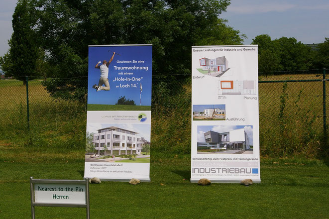Hole in One Versicherung für Sponsoren von arnold-consulting.net