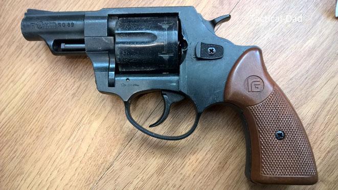 AKAH (Röhm) Hubertus Revolver