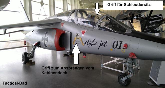 Wenn Du zu einem Flugunglück gerufen wirst und den bewusstlosen Piloten im Cockpit siehst, weißt Du, was zu tun ist? Die Bundeswehr stellt diese Informationen sogar öffentlich bereit.