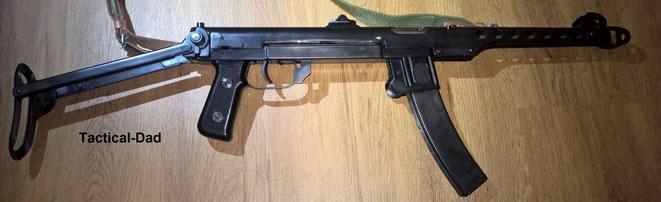 Die PPS-43 hat mich unglaubliche 70 Euro gekostet bei ZIB Militaria in absolut neuwertigem Zustand.