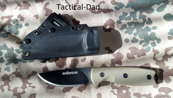 Das Enforcer Messer MAT-II MD darf in Deutschland geführt werden und hat ein richtig gutes Preis-Leistungsverhältnis.
