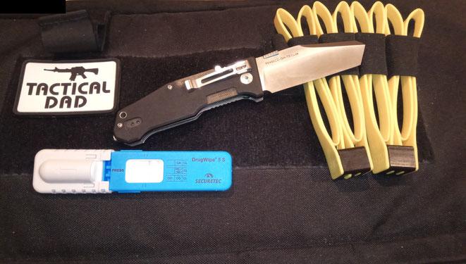"""Das Sanrenmu """"LAND 9046 LCC - GH - T3""""  Rettungsmesser hat einer meiner Vorgesetzten in China bei Gearbest bestellt und mir geschenkt."""