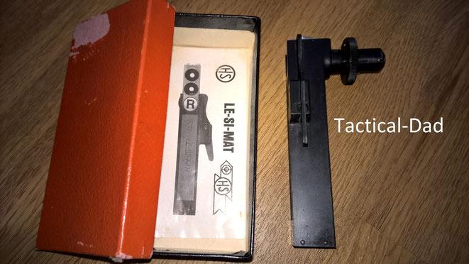 Der LE-SI-MAT (Lesimat) von HS und auch der Rotostar von EM-Ge werden schon lange nicht mehr hergestellt und werden teuer gehandelt. Sie erlauben es schnell mehrere 15mm Signale mit SSW zu Verschießen.