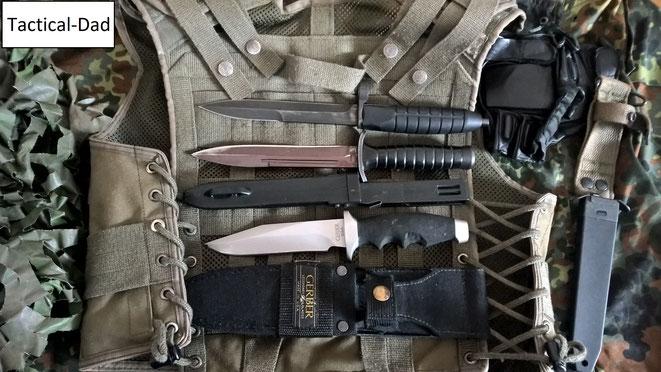 We Were Soldiers Once,...and Young. Für Soldaten ist das Messer die grundlegendste Waffe. Von meiner Zeit als Soldat erzähle ich HIER.