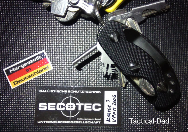 Dieser Schlüsselhalter hat mich bei Gearbest 2,50 Euro gekostet und ist wirklich praktisch.