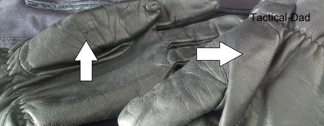Cops müssen regelmäßig über Tore und Zäune klettern und verletzen sich hierbei oft an den Händen. Die Schnittschutz Handschuhe haben mich vor vielen Jahren mal vor schweren Verletzungen geschützt, als ich Einbrechern hinter her rennen musste.