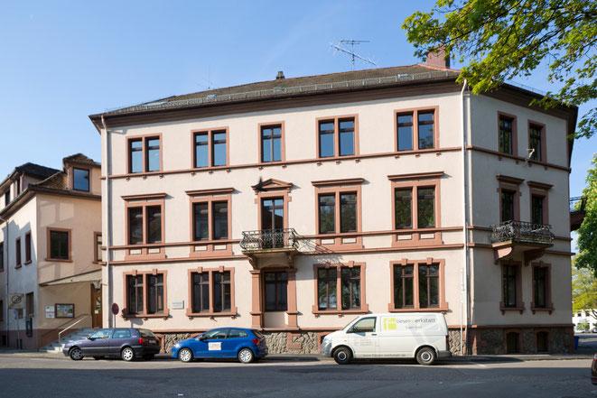Bürgerhaus mit Musikschule und Mediathek
