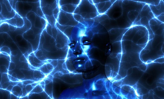 「雷」と「万物の理論」イメージ