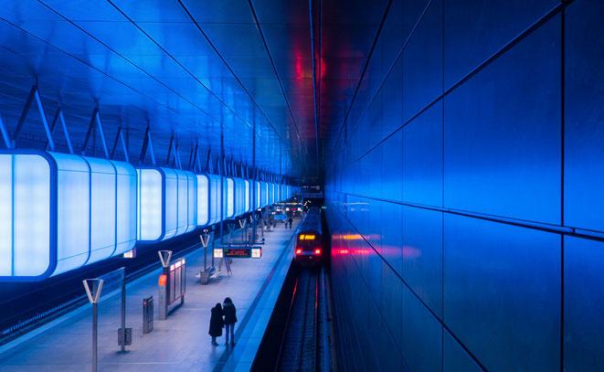 未来の駅イメージ
