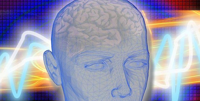 脳波イメージ