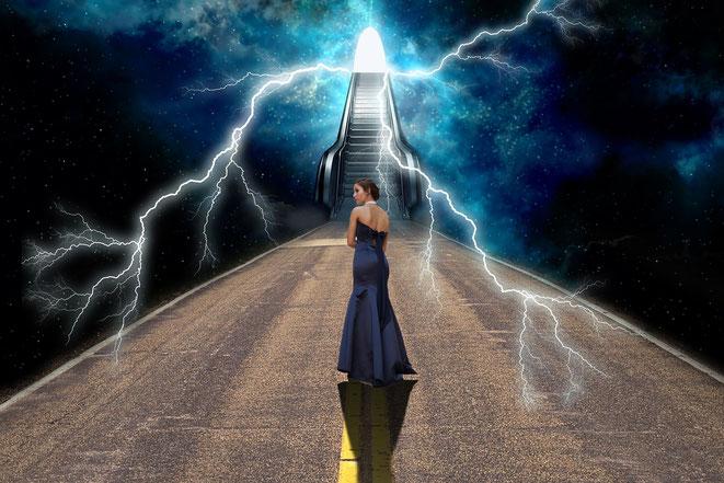 精神世界への入口イメージ