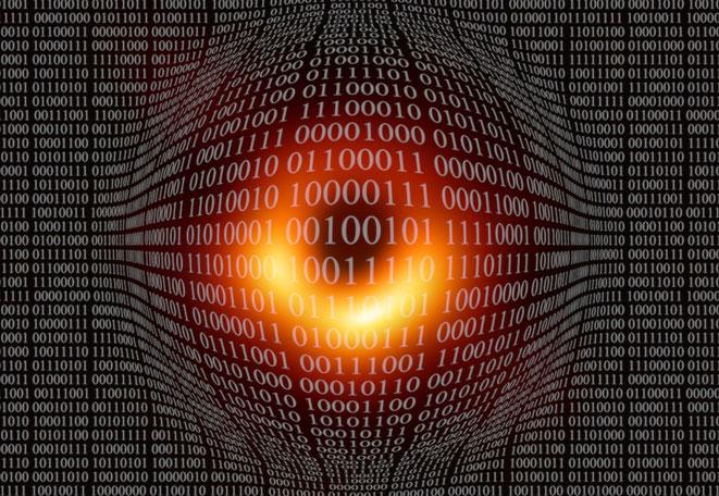ブラックホールと情報パラドックスイメージ