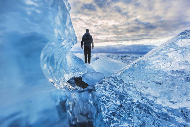 凍った時間のイメージ