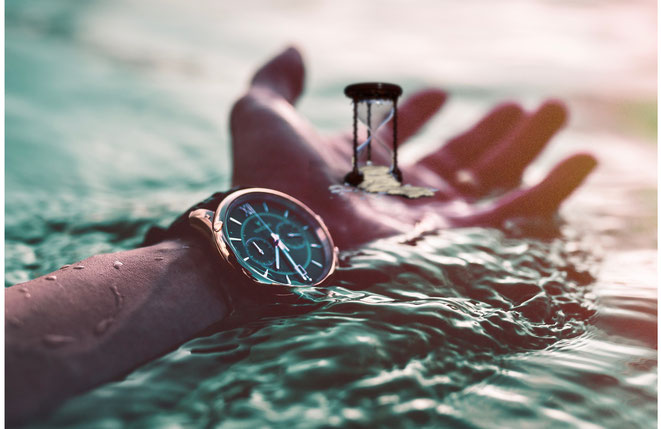 時間をコントロールイメージ