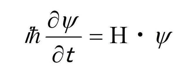 シューレディンガー方程式