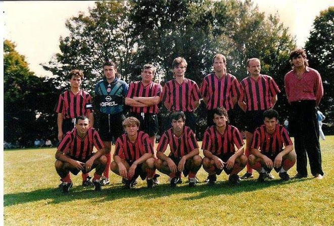 Ekipi i Parë  në Vitin 1992