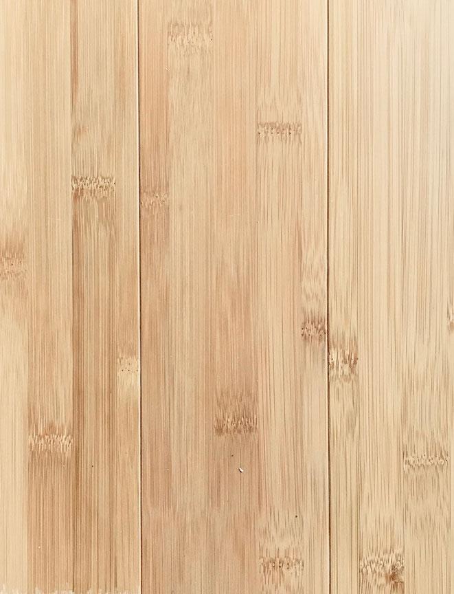 竹(バンブー)無垢フローリング ブラウン色仕上げ