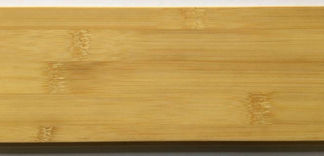 竹平積層の例 竹の節がわかります。