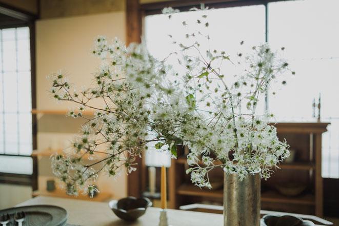 名古屋の「木花 CONOHANA」さんによる花生け