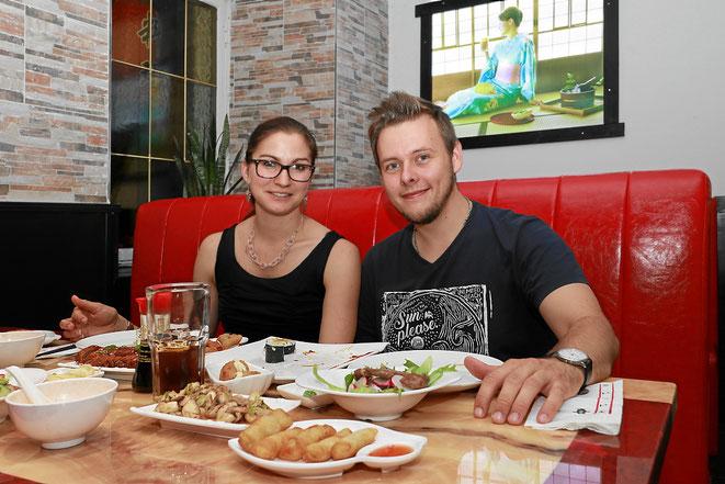 All-you-can-eat, viel Spass für experimentierfreudige Gäste