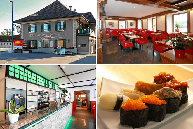 Japanisches Restaurant und Chinarestaurant Fukuya Waldshut-Tiengen