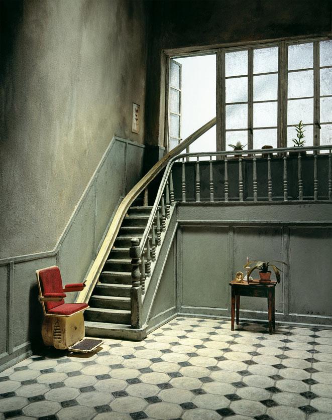 """""""Hoch hinaus"""" heißt das preisgekrönte Werk des Zille-Wettbewerbs 2021               Foto/Copyrights: Frank Kunert"""